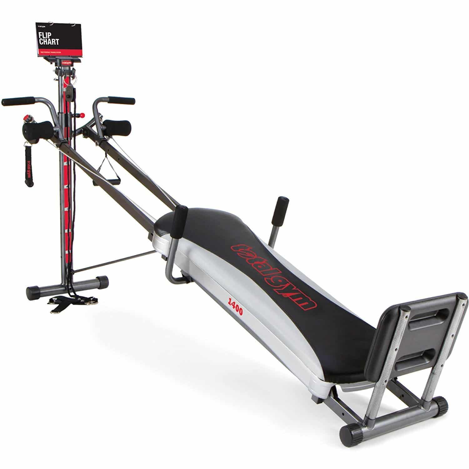 Total gym reviews- 7 best RATED machines and their accessories 3