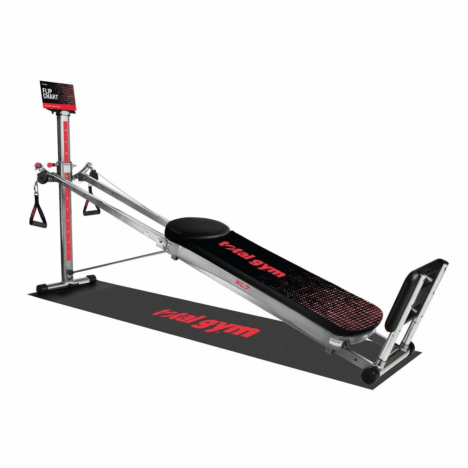 Total gym reviews- 7 best RATED machines and their accessories 8