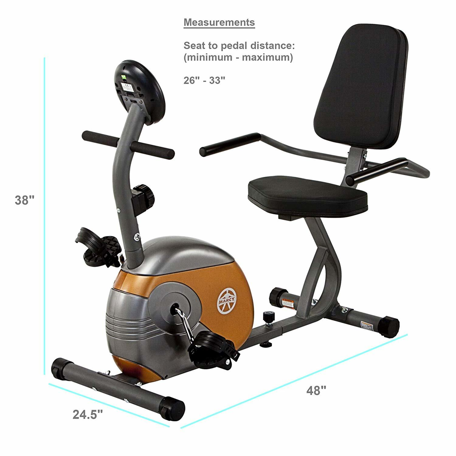 7 Best recumbent exercise bikes reviewed 2