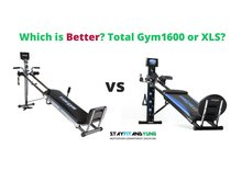 Total Gym 1600 vs XLS