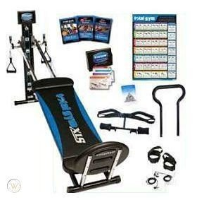 Total Gym 1100 vs XLS