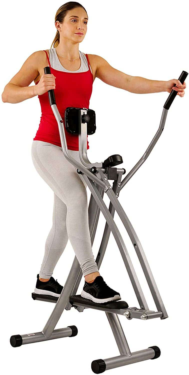 best folding ellipticals for small spaces