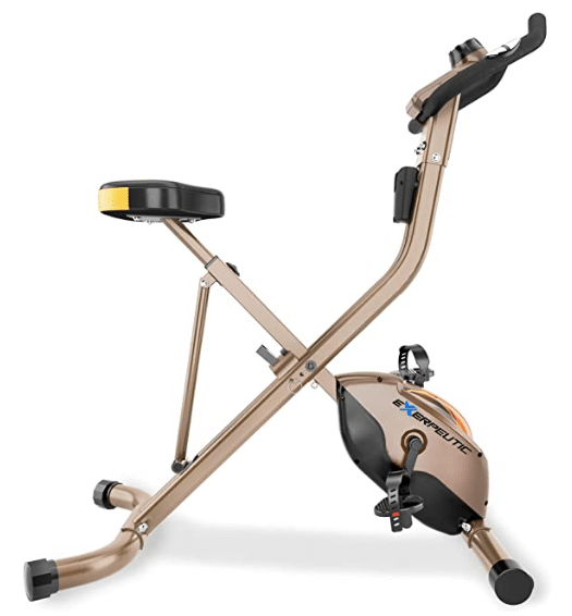 best exerpeutic bikes review of 2021