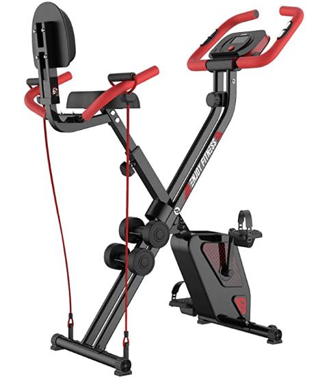 best folding exercise bikes of 2021